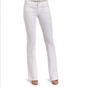 7FAMK White Jeans